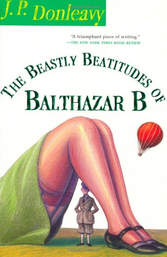 9780802137968: The Beastly Beatitudes of Balthazar B