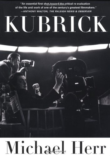 Kubrick (0802138187) by Michael Herr