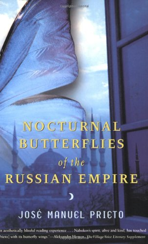 9780802138651: Nocturnal Butterflies of the Russian Empire: A Novel