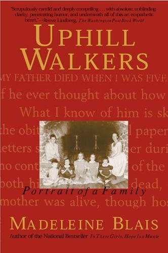9780802138927: Uphill Walkers: Portrait of a Family