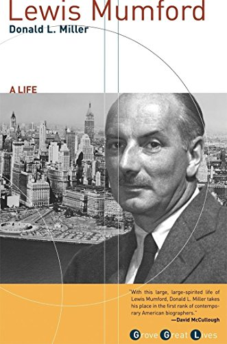 9780802139344: Lewis Mumford: A Life (Grove Great Lives)