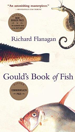 Gould's Book of Fish: Flanagan, Richard