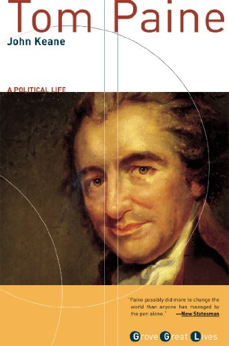 9780802139641: Tom Paine: A Political Life (Grove Great Lives)