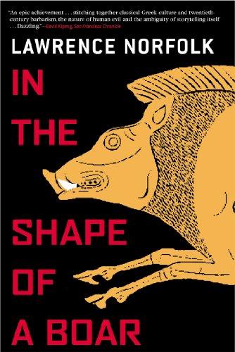 9780802139672: In the Shape of a Boar