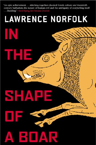 9780802139672: In the Shape of a Boar