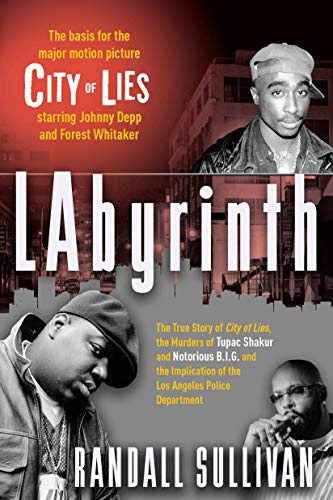 9780802139719: LAbyrinth: A Detective Investigates the Murders of Tupac Shakur and Notorious B.I.G., the Implication of Death Row Records' Suge Knight, and the Origins of the Los Angeles Police Scandal