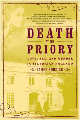 9780802139740: Death at the Priory: Love, Sex, and Murder in Victorian England