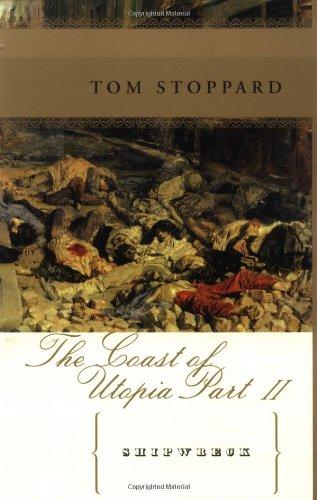 9780802140050: Shipwreck: The Coast of Utopia, Part II