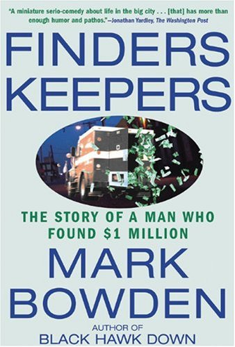9780802140210: Finders Keepers: The Story of a Man Who Found $1 Million