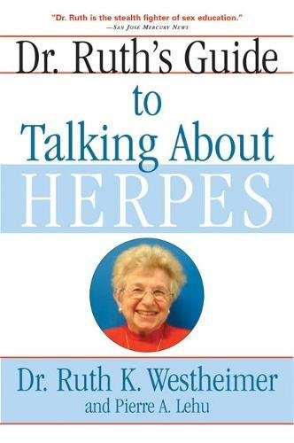 9780802141200: Dr. Ruth's Guide to Talking About Herpes