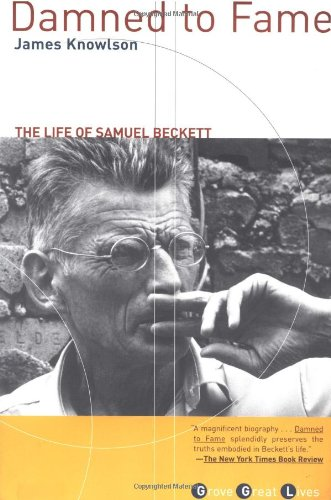 9780802141255: Damned to Fame: The Life of Samuel Beckett