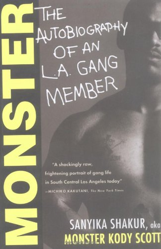 9780802141446: Monster: The Autobiography of an L.A. Gang Member