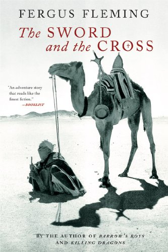 9780802141736: The Sword and the Cross: Two Men and an Empire of Sand