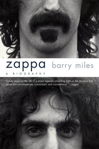 9780802142153: Zappa: A Biography