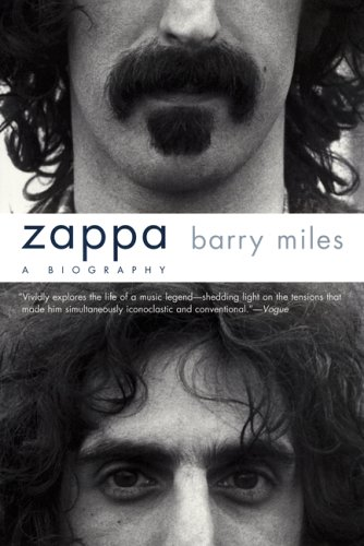 Zappa: A Biography: Miles, Barry