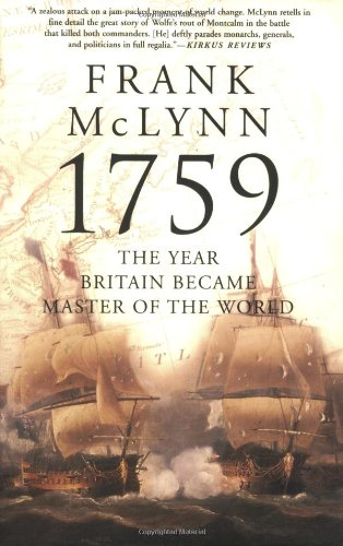 9780802142283: 1759: The Year Britain Became Master of the World