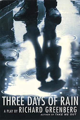 9780802142801: Three Days of Rain: A Play