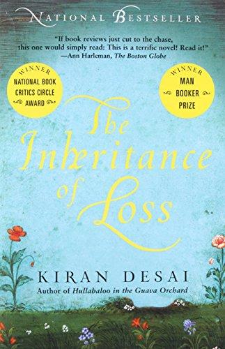 9780802142818: The Inheritance of Loss (Grove Press)