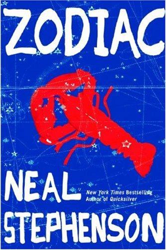 9780802143150: Zodiac: The Eco-Thriller
