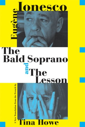 9780802143181: The Bald Soprano and The Lesson: Two Plays -- A New Translation