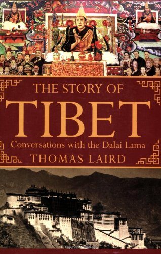 9780802143273: The Story of Tibet: Conversations with the Dalai Lama