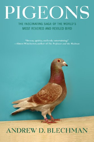 9780802143280: Pigeons: The Fascinating Saga of the World's Most Revered and Reviled Bird