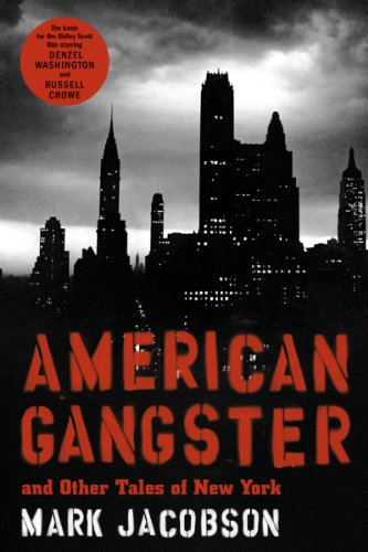 9780802143365: American Gangster: And Other Tales of New York