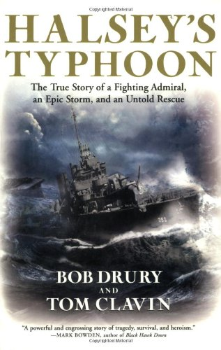 9780802143372: Halsey's Typhoon: The True Story of a Fighting Admiral, an Epic Storm, and an Untold Rescue