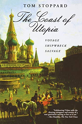 9780802143402: The Coast of Utopia: Voyage, Shipwreck, Salvage