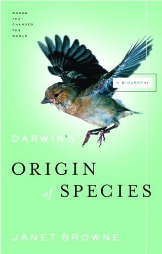9780802143464: Darwin's Origin of Species: A Biography