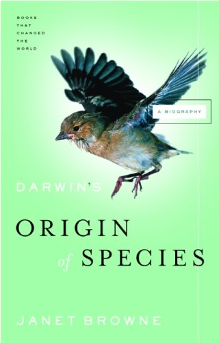 9780802143464: Darwin's Origin of Species: Books That Changed the World