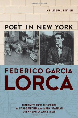 9780802143532: Poet in New York: A Bilingual Edition
