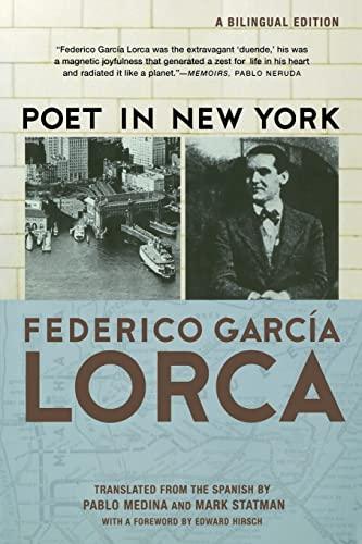 9780802143532: Poet in New York/Poeta En Nueva York