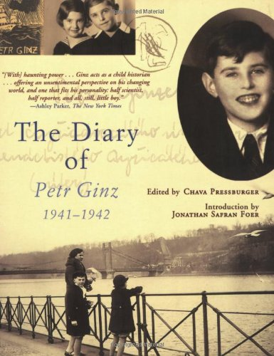 9780802143600: The Diary of Petr Ginz: 1941-1942