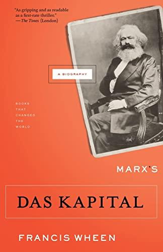 9780802143945: Marx's Das Kapital: A Biography (Books That Changed the World)