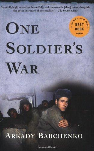 9780802144034: One Soldier's War