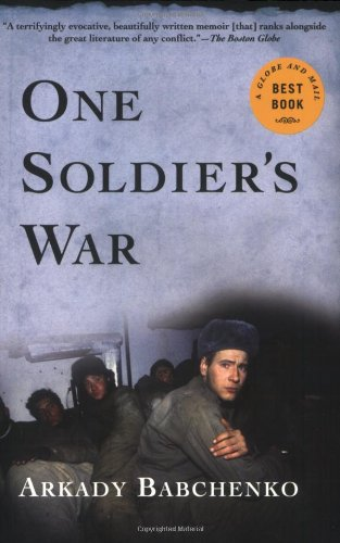 9780802144034: One Soldier's War