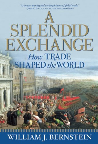 9780802144164: A Splendid Exchange: How Trade Shaped the World