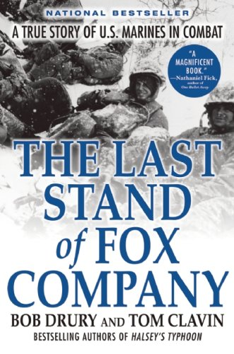9780802144515: The Last Stand of Fox Company: A True Story of U.S. Marines in Combat