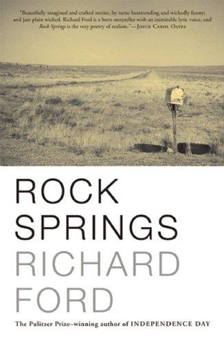 9780802144577: Rock Springs