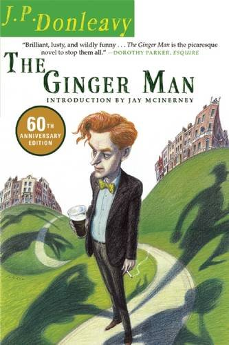 Ginger Man: James Patrick Donleavy,