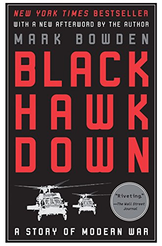 9780802144737: Black Hawk Down: A Story of Modern War
