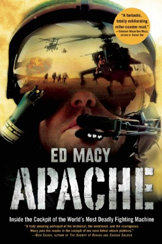 9780802144782: Apache: Inside the Cockpit of the World's Most Deadly Fighting Machine
