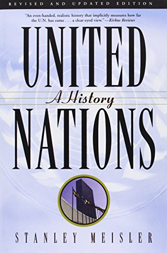 9780802145291: United Nations: A History