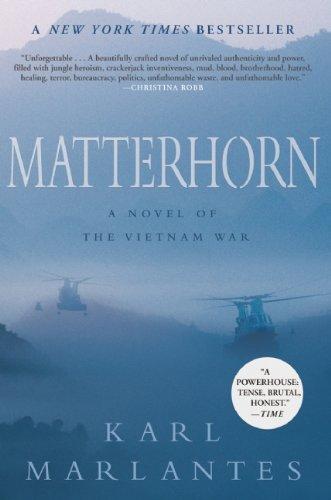 9780802145314: Matterhorn: A Novel of the Vietnam War