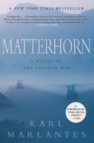 9780802145314: Matterhorn: A Novel of the Vietnam War