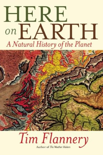 9780802145864: Here on Earth: A Natural History of the Planet