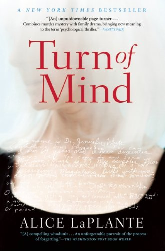 Turn of Mind: LaPlante, Alice