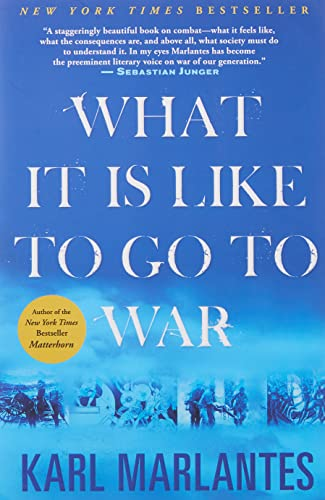 9780802145925: What Its Like to Go to War