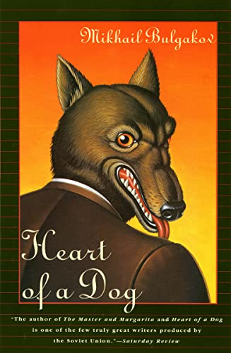 Heart of a Dog: Bulgakov, Mikhail